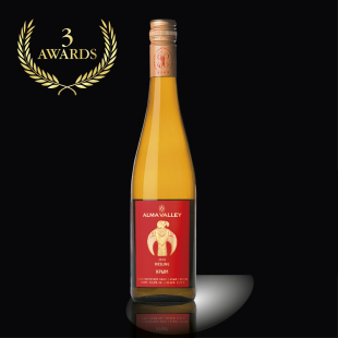 ALMA VALLEY RIESLING 🥇🥈🥉